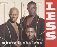 Cover Timeless [NL] - Where Is The Love